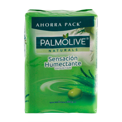 PALMOLIVE BAR SOAP 5.29 OZ (150GR) / 8