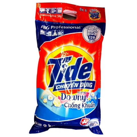 TIDE DETERGENT POWDER WITH DOWNY BAG 317.46OZ (9KG) / 2