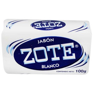 ZOTE DETERGENT BAR 3.52OZ (100GR) / 60