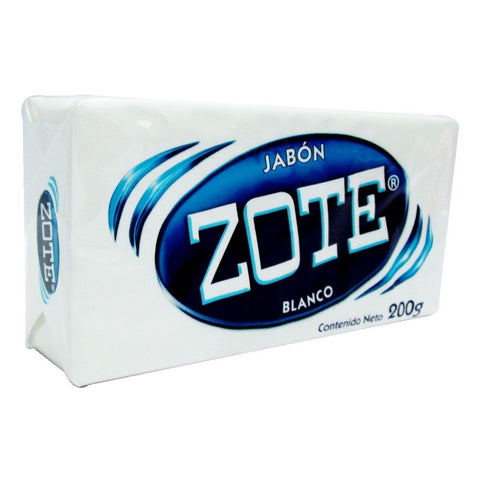 ZOTE DETERGENT BAR 7.05OZ (200GR) / 50