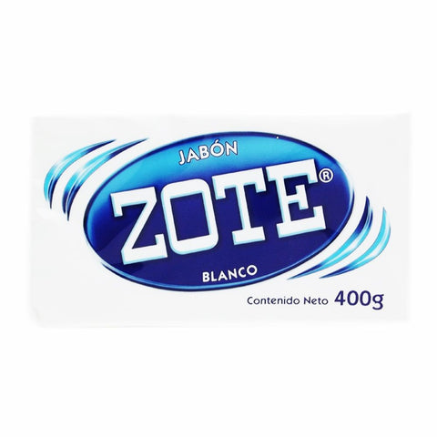 ZOTE DETERGENT BAR 14.10OZ (400GR) / 25