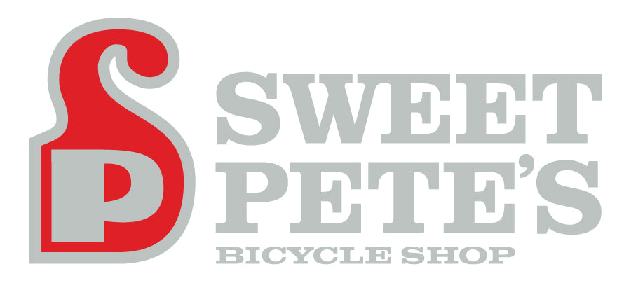 Sweet Pete's Bike Shop logo