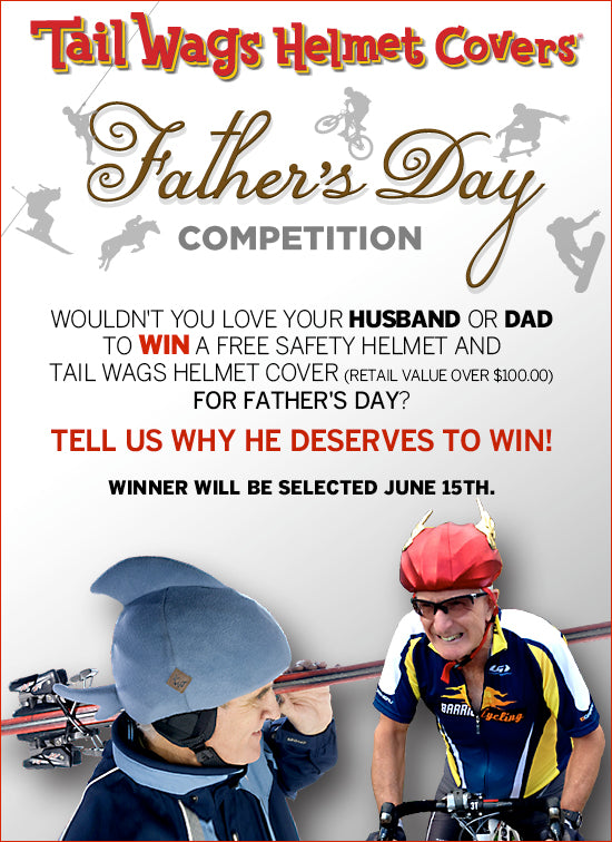Tail Wags Fathers Day Competition 2014