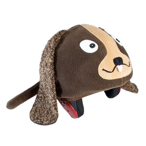 Dog Helmet Cover - Girls & Boys , Child - Tail Wags Helmet Covers Inc, Tail Wags Helmet Covers  - 1