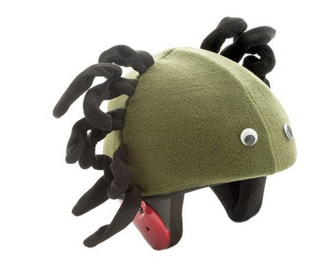 Spider Helmet Cover - Adult , Adult - Tail Wags Helmet Covers Inc, Tail Wags Helmet Covers  - 1