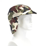 Sun Lidz Helmet Cover - Camouflage , One Size - Tail Wags Helmet Covers, Tail Wags Helmet Covers  - 2