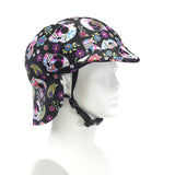 Sun Lidz  Helmet Covers Not So Scary Skulls, Group - Tail Wags Helmet Covers Inc, Tail Wags Helmet Covers  - 7