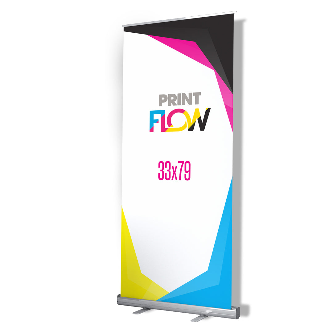 Vertical Retractable Banners