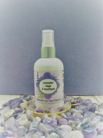 YOGA MAT CLEANER & FRESHNER