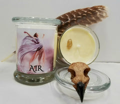 Elemental Candle Air
