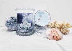 Elemental Candle Water