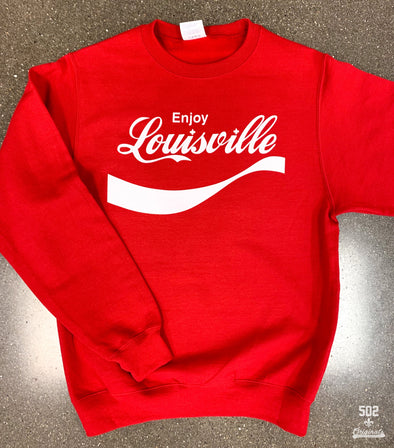 Enjoy Louisville Sweatshirt