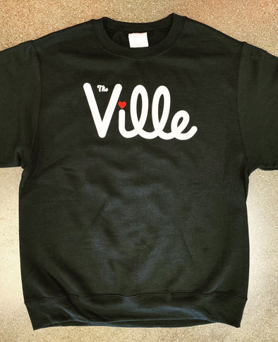 The Ville Heart Sweatshirt