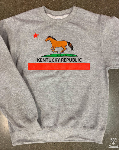 Kentucky Republic Sweatshirt