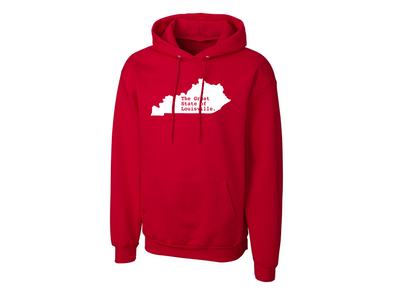 The Great State of Louisville Hoodie