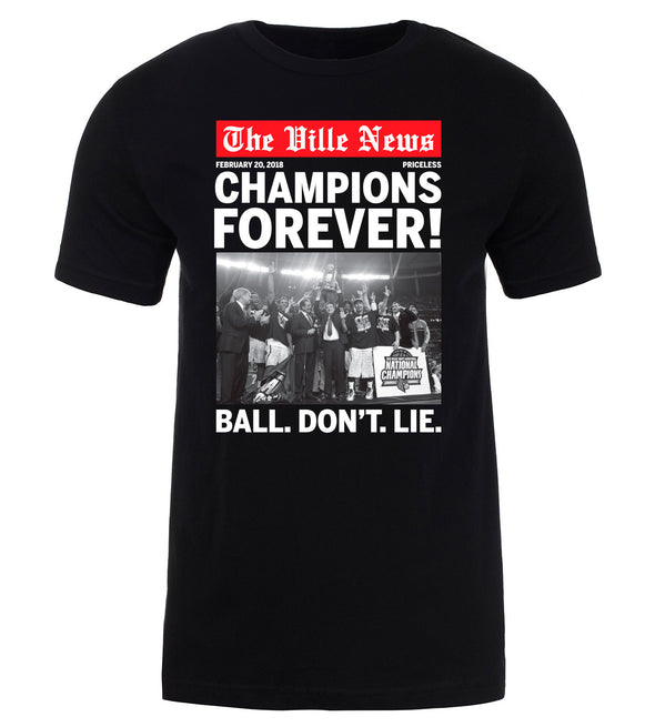 Champions Forever Tee (also available in V-Neck)