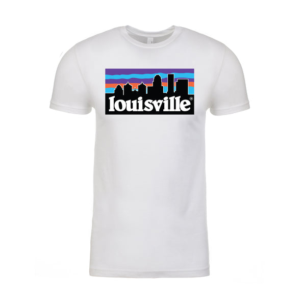 Louisville/Patagonia Tee (also available in V-Neck)