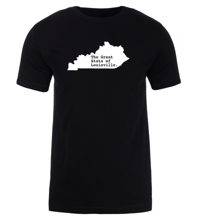 The Great State of Louisville Tee