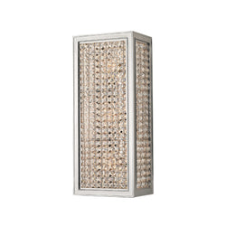 Hudson Valley Lighting 1003-PN Norwood 3 Light Wall Sconce in Polished Nickel