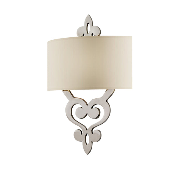 Corbett Lighting 102-12 Olivia 2lt Wall Sconce in Solid Brass