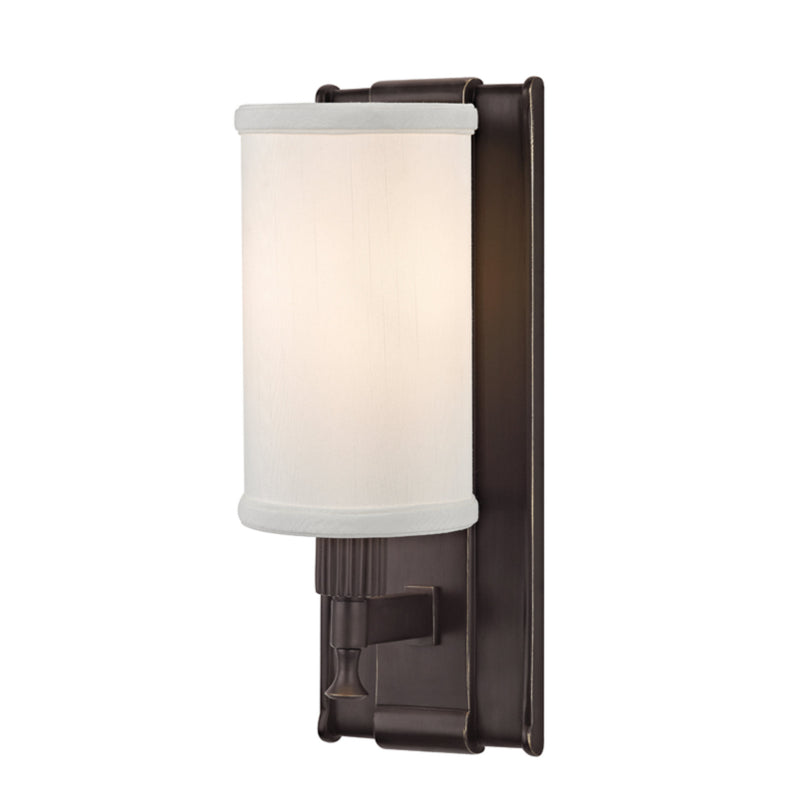 Hudson Valley Lighting 1121-OB Palmdale 1 Light Wall Sconce in Old Bronze