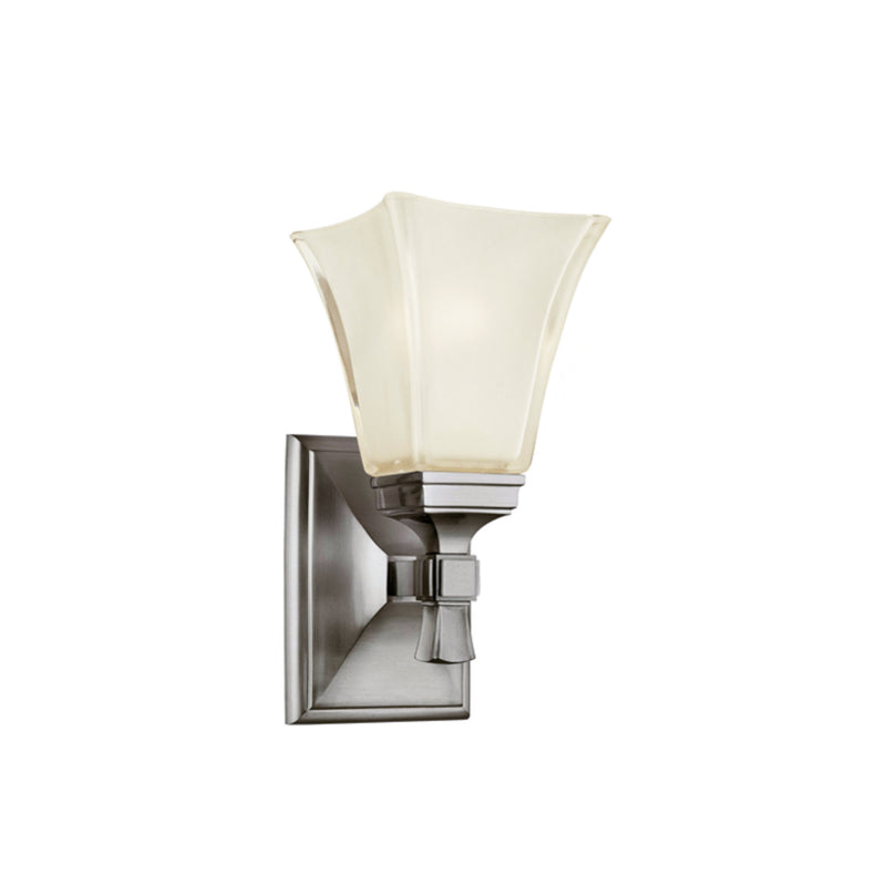 Hudson Valley Lighting 1171-SN Kirkland 1 Light Bath Bracket in Satin Nickel