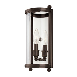 Hudson Valley Lighting 1301-DB Mansfield 1 Light Wall Sconce in Distressed Bronze