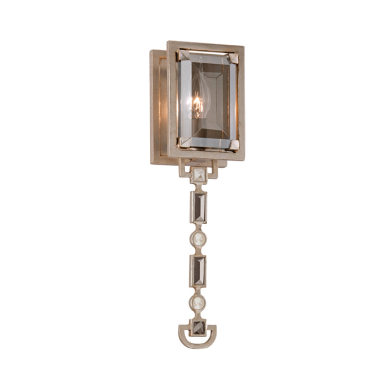 Corbett Lighting 147-11 Paparazzi 1lt Wall Sconce in Hand-Worked Iron