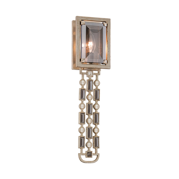 Corbett Lighting 147-12 Paparazzi 1lt Wall Sconce in Hand-Worked Iron