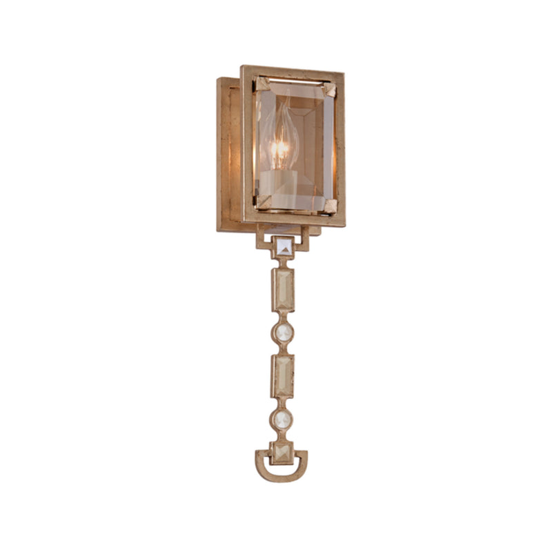 Corbett Lighting 148-11 Paparazzi 1lt Wall Sconce in Hand-Worked Iron