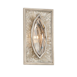 Corbett Lighting 194-11 Hard To Get 1lt Wall Sconce in Hand-Worked Iron