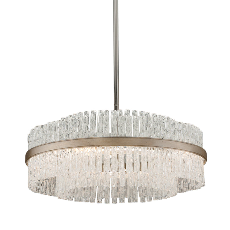 Corbett Lighting 204-46 Chime 8lt Pendant in