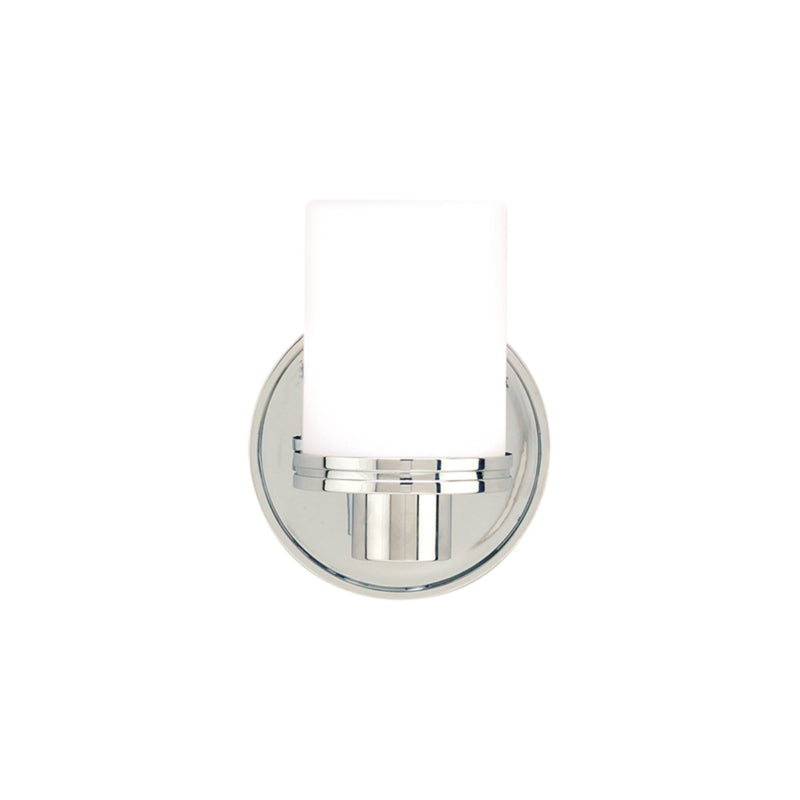 Hudson Valley Lighting 2051-PC Southport 1 Light Bath Bracket in Polished Chrome