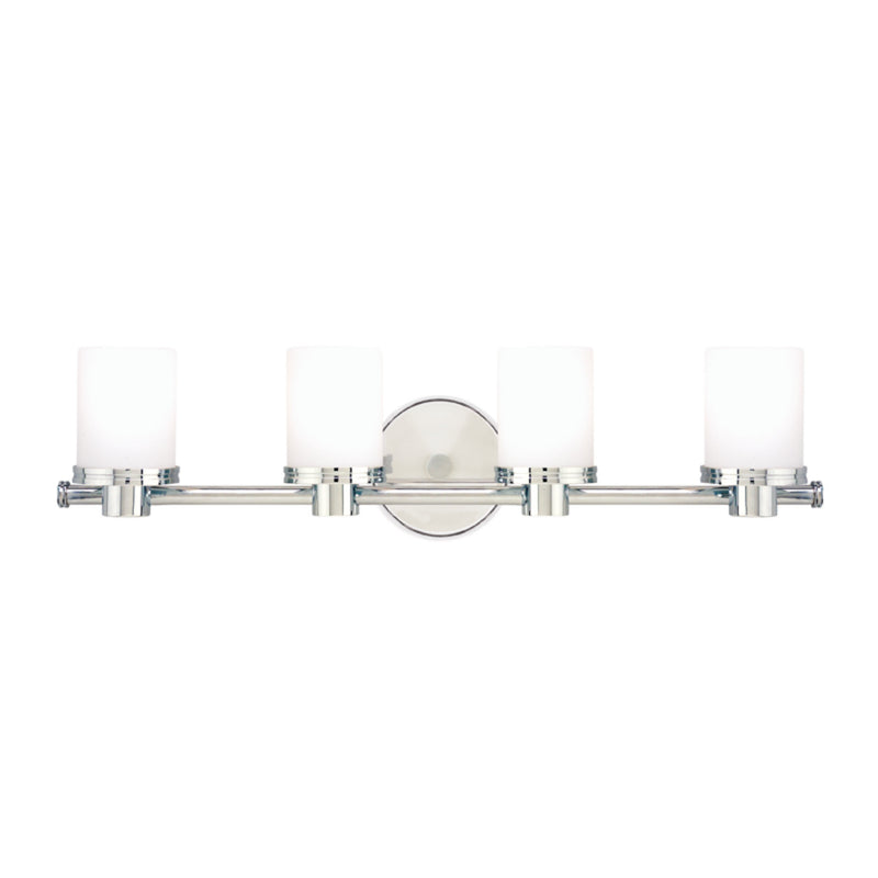 Hudson Valley Lighting 2054-PC Southport 4 Light Bath Bracket in Polished Chrome