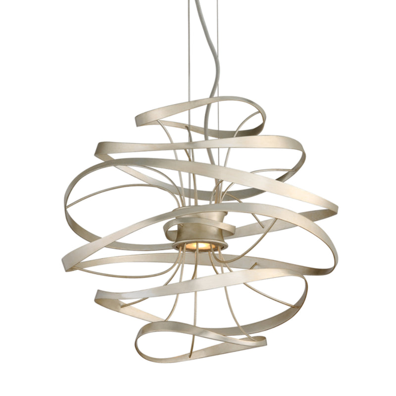 Corbett Lighting 213-41 Calligraphy 2lt Pendant in