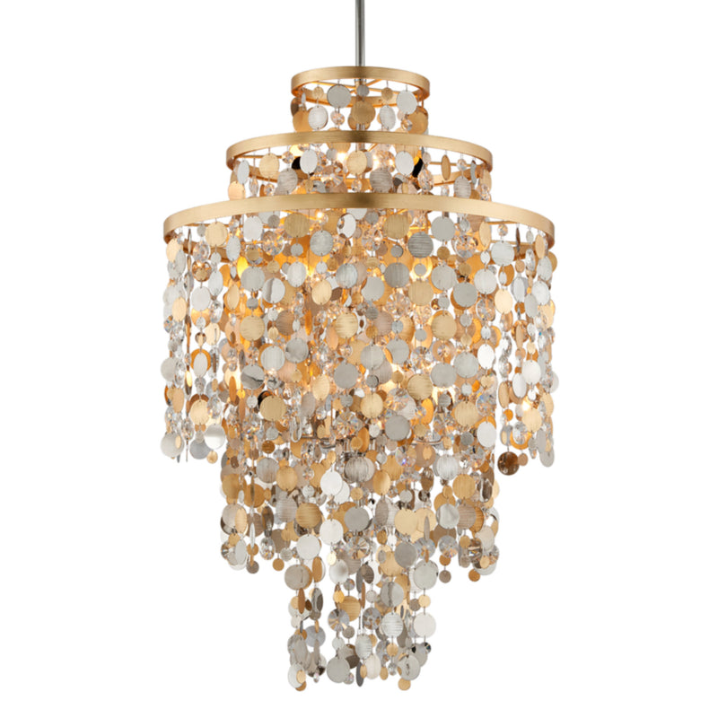Corbett Lighting 215-711 Ambrosia 11lt Pendant in