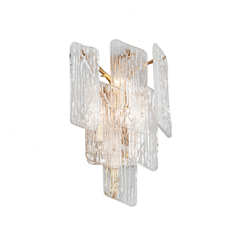 Corbett Lighting 244-13 Piemonte 3lt Wall Sconce in Hand-Crafted Iron