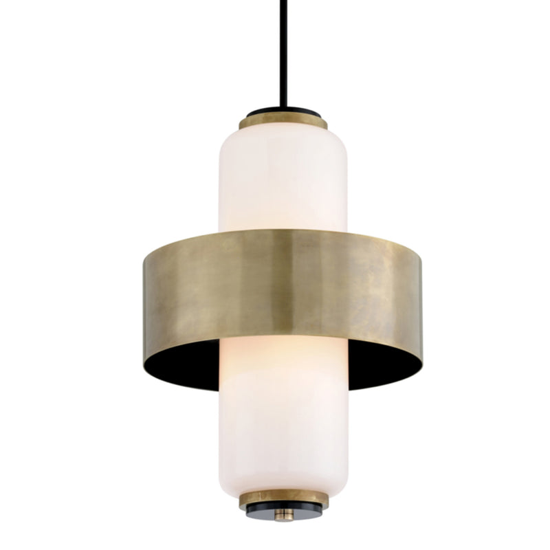 Corbett Lighting 275-44 Melrose 4lt Pendant in Solid Brass