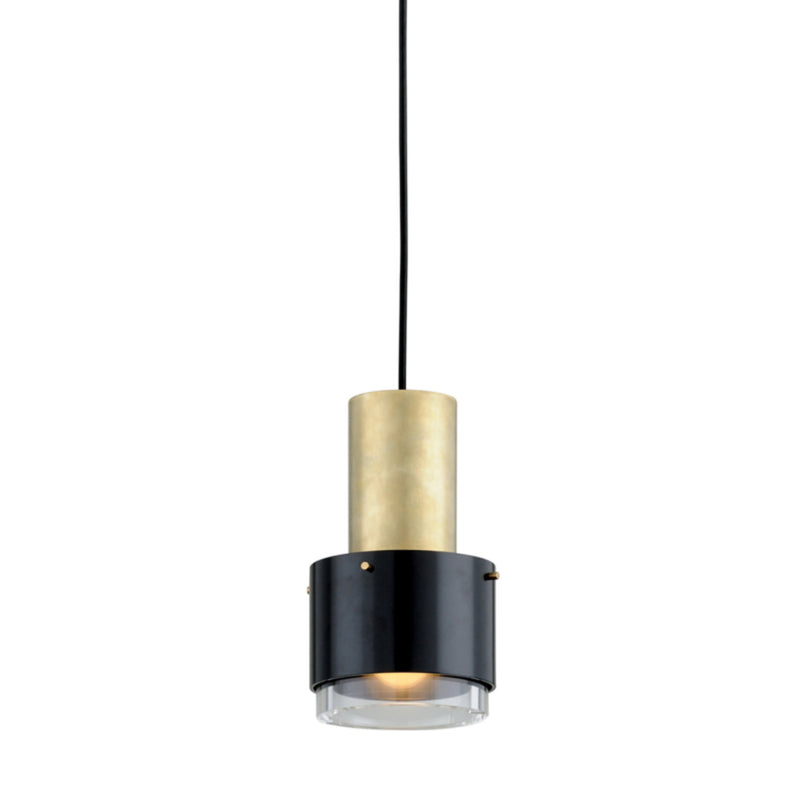 Corbett Lighting 276-41 Melrose 1lt Pendant in Solid Brass