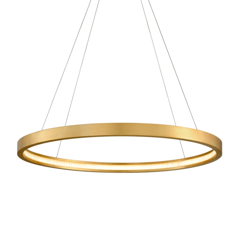 Corbett Lighting 284-43 Jasmine 1lt Pendant in