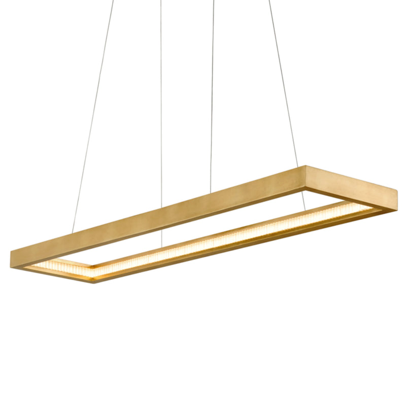 Corbett Lighting 284-51 Jasmine 1lt Linear in