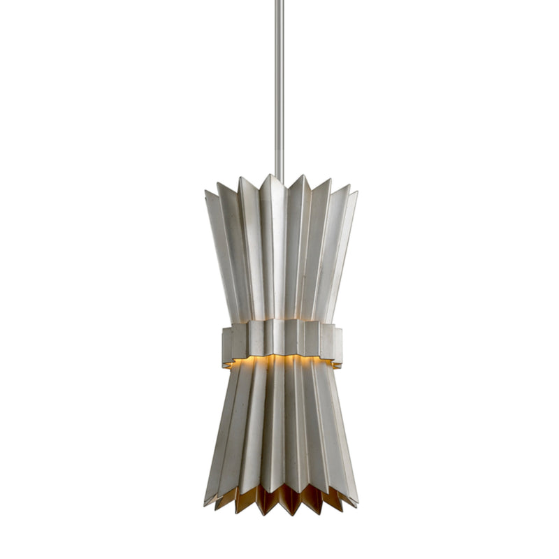Corbett Lighting 312-41 Moxy 1lt Pendant in Hand-Crafted Iron