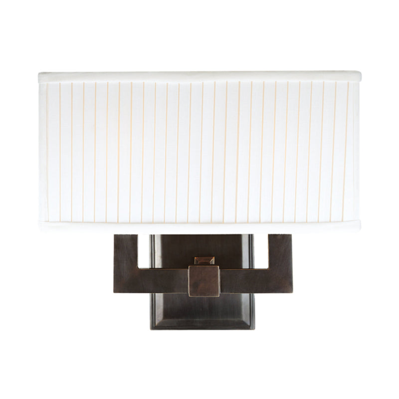 Hudson Valley Lighting 352-OB Waverly 2 Light Wall Sconce in Old Bronze