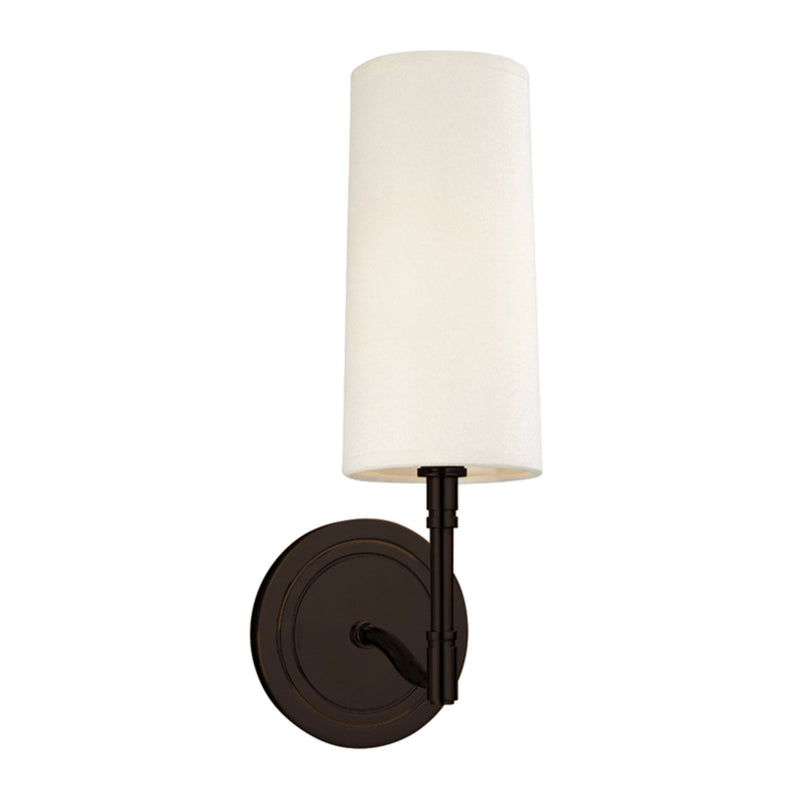 Hudson Valley Lighting 361-OB Dillon 1 Light Wall Sconce in Old Bronze