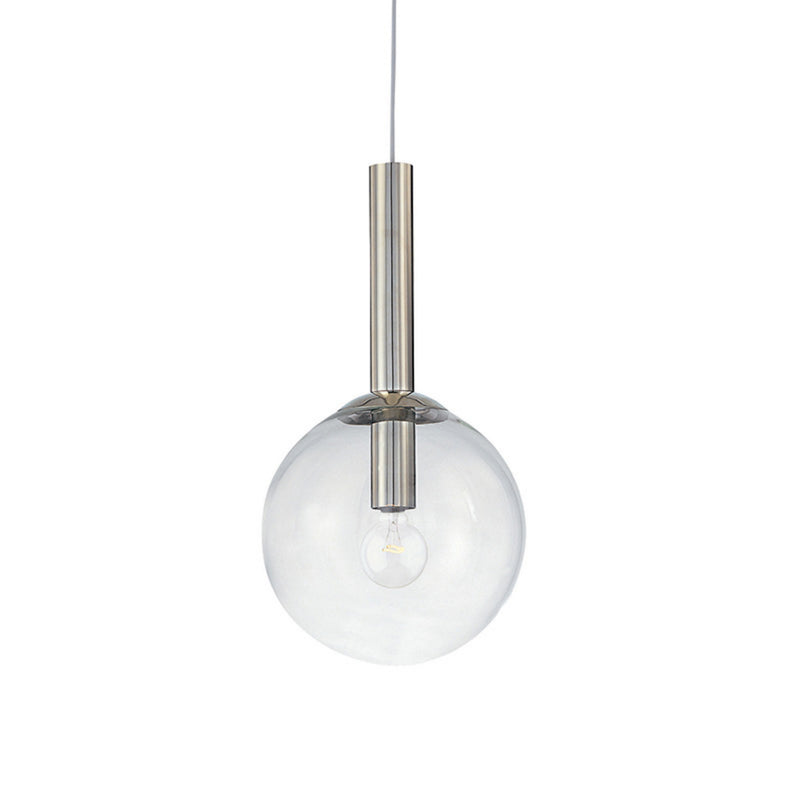 "Sonneman 3762.35 Bubbles 12"" 1-Light Pendant in Polished Nickel"