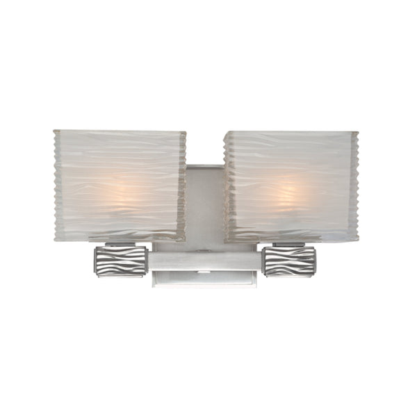 Hudson Valley Lighting 4662-PN Hartsdale 2 Light Bath Bracket in Polished Nickel