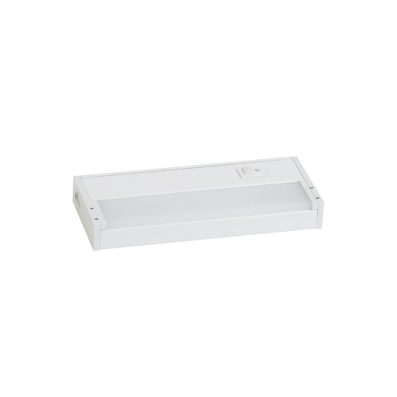 Generation Lighting 49374S-15 Sea Gull Vivid LED Undercabinet 1 Light 3000K LED Under Cabinet Light in White