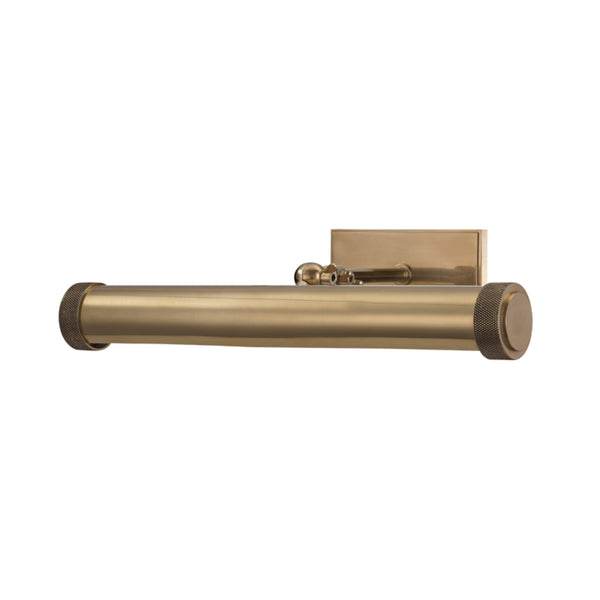 Hudson Valley Lighting 5816-AGB Ridgewood 2 Light Picture Light in Aged Brass