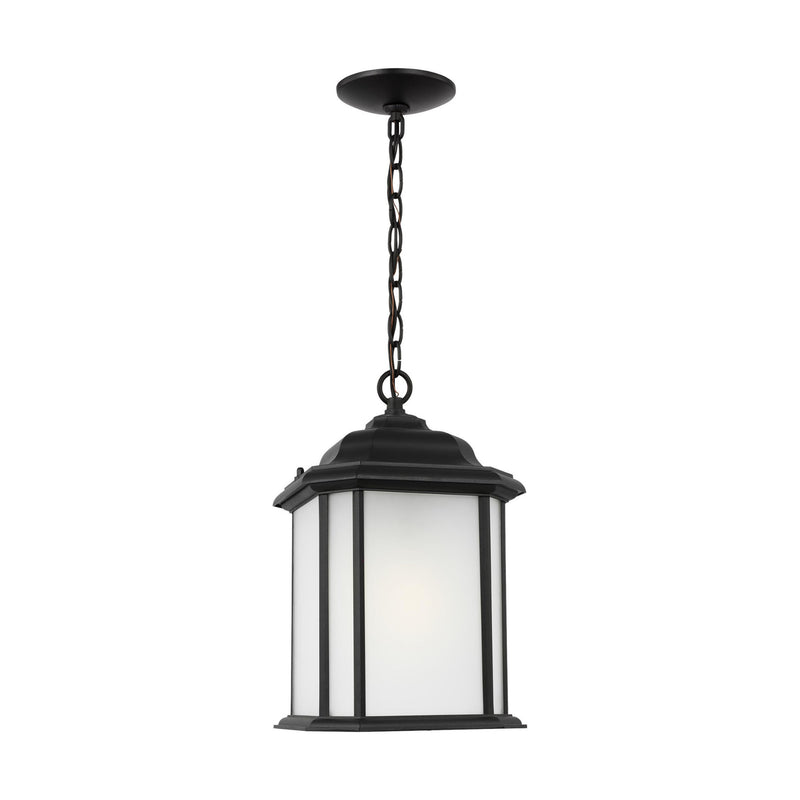 Generation Lighting 60531-12 Sea Gull Kent 1 Light Outdoor Light in Black