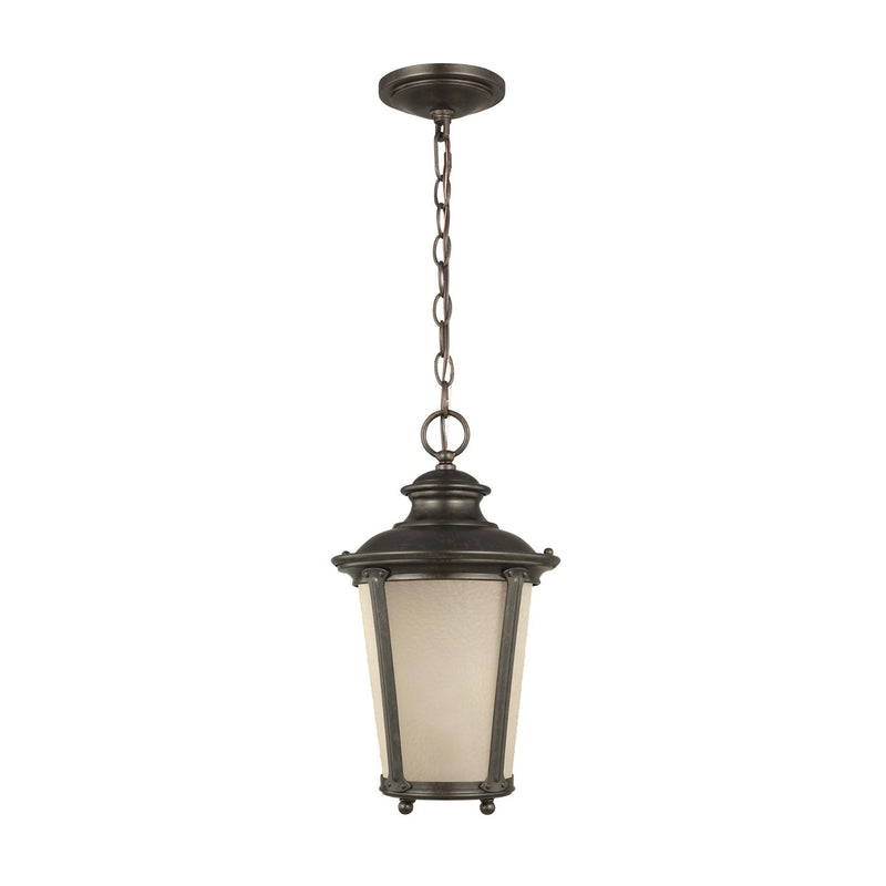 Generation Lighting 62240-780 Sea Gull Cape May 1 Light Outdoor Light in Burled Iron